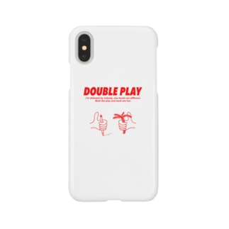 work × play RED Smartphone cases