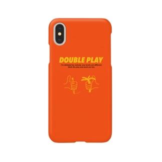 iPhoneケース Orange Smartphone cases