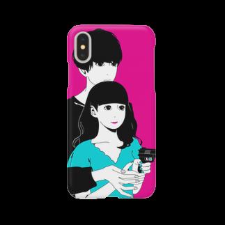 hare.のいっしょに○○○ Smartphone cases
