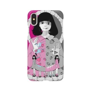 苺の惡意 Smartphone cases