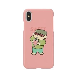 SWEETなぼく Smartphone cases