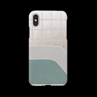 穂の浴室 Smartphone cases