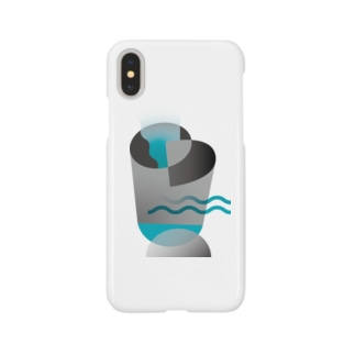 Drinking glass Smartphone cases