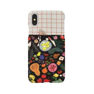 食卓 Smartphone cases
