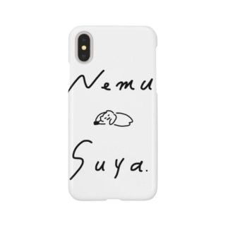 nemuそしてsuya Smartphone cases