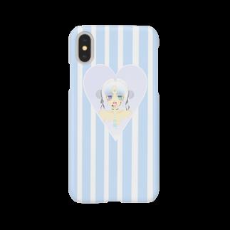 ゆうきちゃんですっ!戦闘力1586233のメンヘラちゃん(この娘) Smartphone cases
