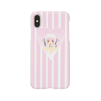 ゆうきちゃんですっ!戦闘力1586233のメンヘラちゃん(あの娘) Smartphone cases