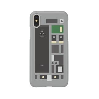 アイホーンの中身 Smartphone cases