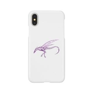 ジュズリードリーン-iPhoneケース Smartphone cases