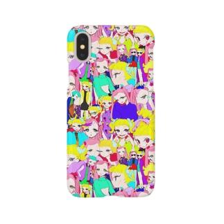HARAJUKUモンスター Smartphone cases