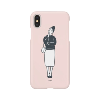 girl Smartphone cases