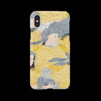 Yukako Sakaguchiのミモザ Smartphone cases