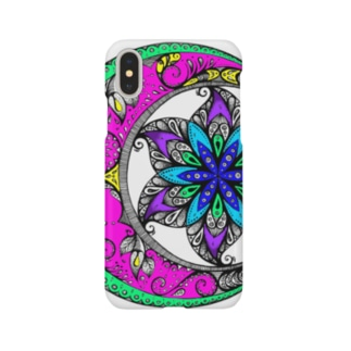 ayayの毒花 Smartphone cases