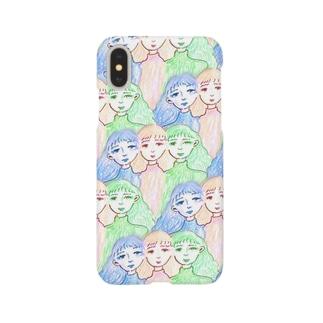 girls' talk Smartphone cases