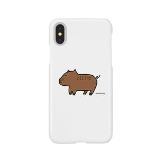 inoshishi Smartphone cases