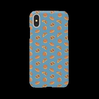 たいちゃのどら焼きにまざるモンスター Smartphone cases