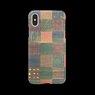 ナカムラデザインのモヨウ3 Smartphone cases