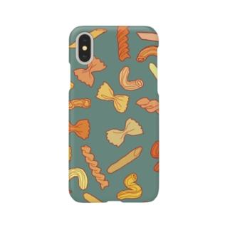 マカロニ Smartphone cases