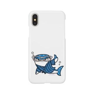 甚平ザメ Smartphone cases
