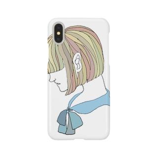 水色夏 Smartphone cases