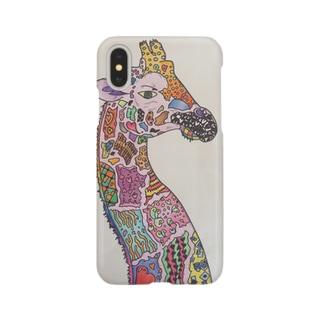 animals1 ~giRRafe~ Smartphone cases