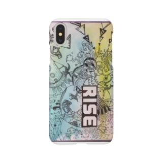 RISE Smartphone cases