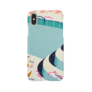 everything happens in the motelのafter a party Smartphone cases