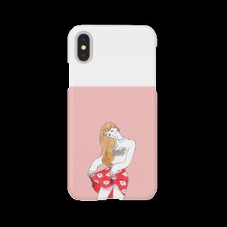 ペチッタぺチットの女の子2 Smartphone cases