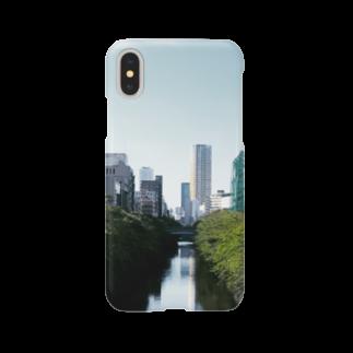 新村にゃおの東京 Smartphone cases