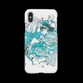 嘘子のawa Smartphone cases