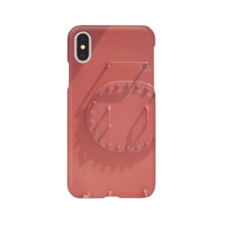 船(2019/03/25)赤色 Smartphone cases