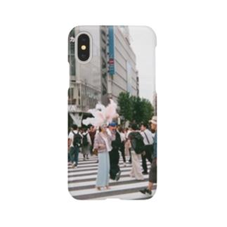 スクランブル交差点 Smartphone cases