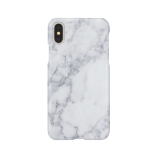 マーブル柄 Smartphone cases