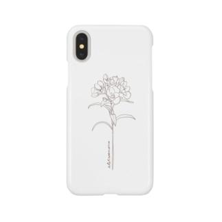 alstromeria Smartphone cases