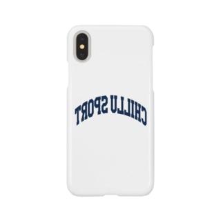 ジイ - Chillu Sport Smartphone cases