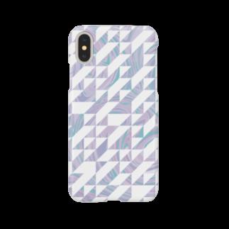 あかつかパチもん店のWAVE Smartphone cases