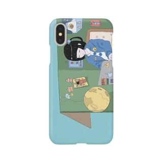 「ダンボールの秘密基地」 Smartphone cases