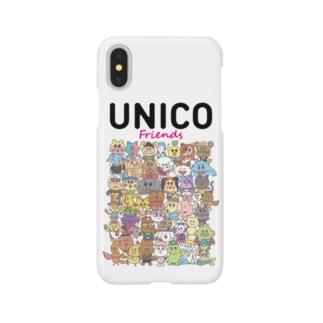 ゆにこフレンズ Smartphone cases