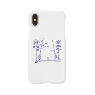 海猫 Smartphone cases