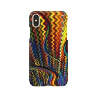 vivid circuit Smartphone cases
