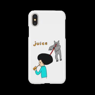 花くまゆうさくのJUICE(ジュース)2 Smartphone cases