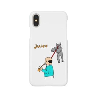 JUICE(ジュース) Smartphone cases