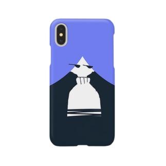 ながかみさん Smartphone cases