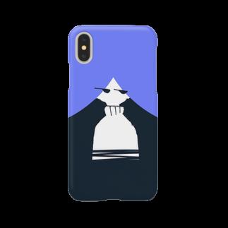 YUKITI009のながかみさん Smartphone cases