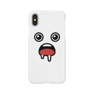 よだれ Smartphone cases