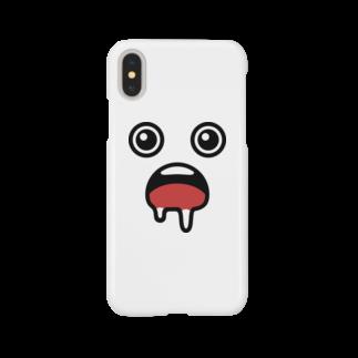 犬田猫三郎のよだれ Smartphone cases