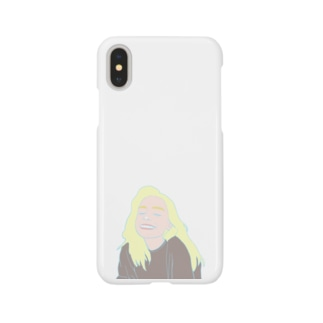SMILE GIRL Smartphone cases