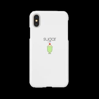 ももはなのくりーむそーだ Smartphone cases