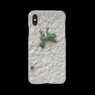 pino13のゲコッ Smartphone cases