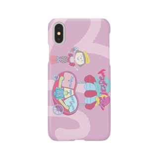 "Magical Ice ""heart ver"" Smartphone cases"